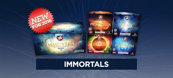 New for 2016: SFX Immortals