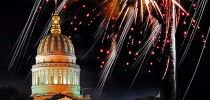 West Virginia Fireworks Celebration
