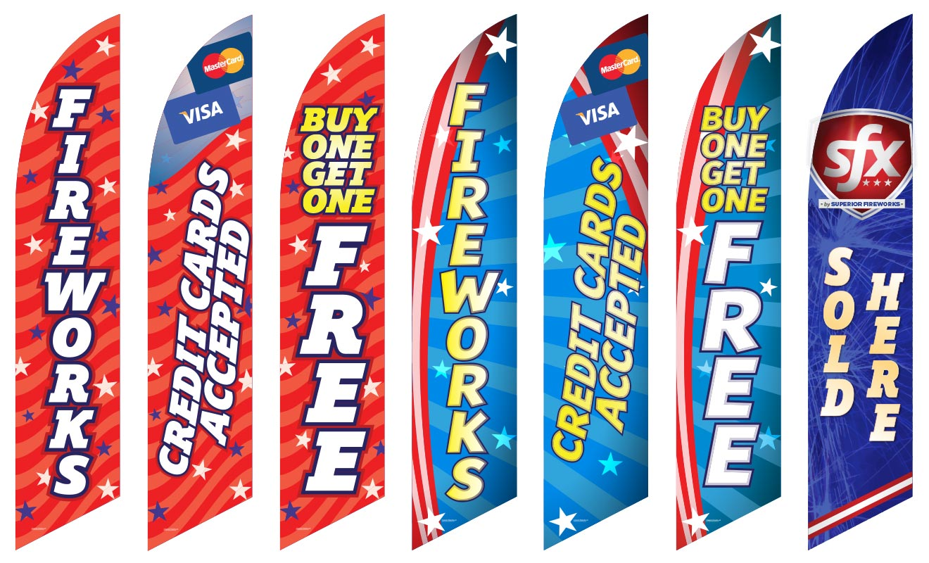 Promotional Gear Running A Fireworks Stand Superior
