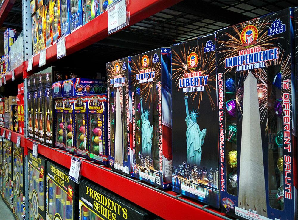 Superior Fireworks Retail Store