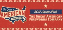 2017 Sneak Peek: The Great American Fireworks Company