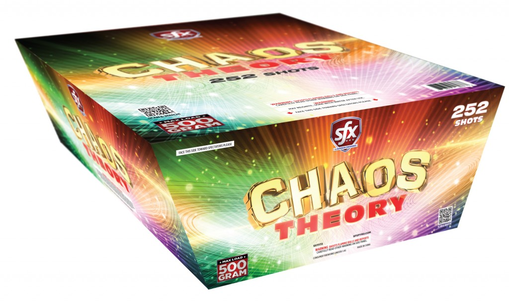 Chaos Theory, SFX Fireworks