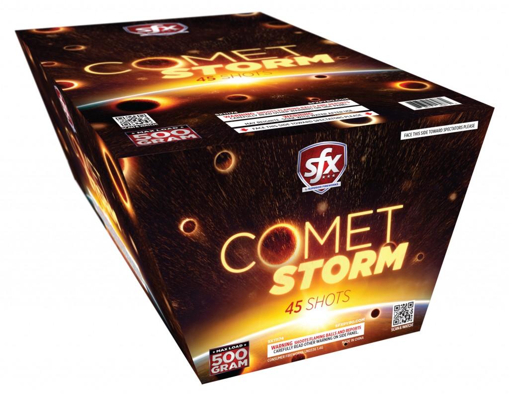Comet Storm,