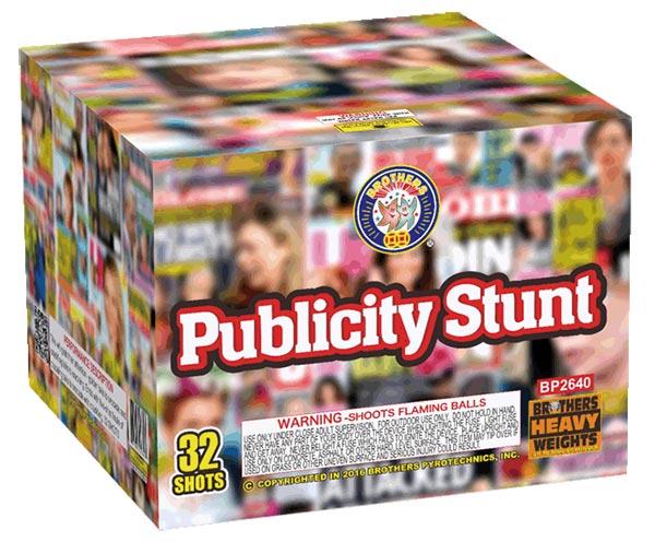 Publicity Stunt