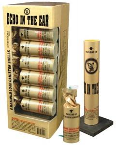 Echo in the Ear, Winda Fireworks, Superior Fireworks
