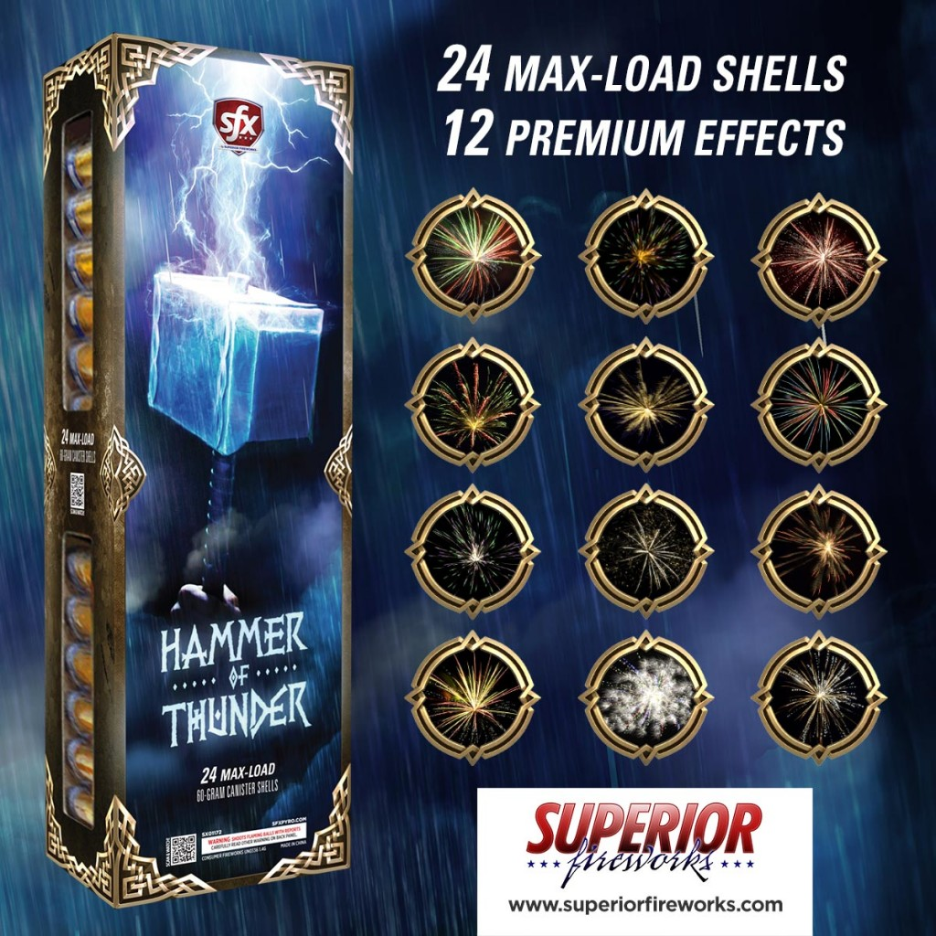 Hammer of thunder Effects