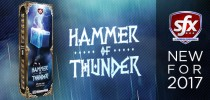New for 2017: Hammer of Thunder