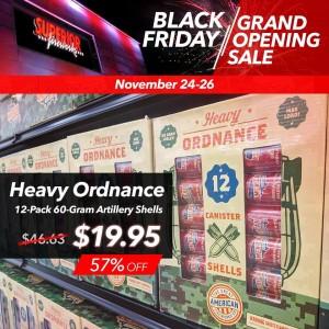 Heavy Ordnance