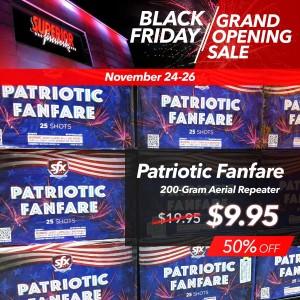 Patriotic Fanfare