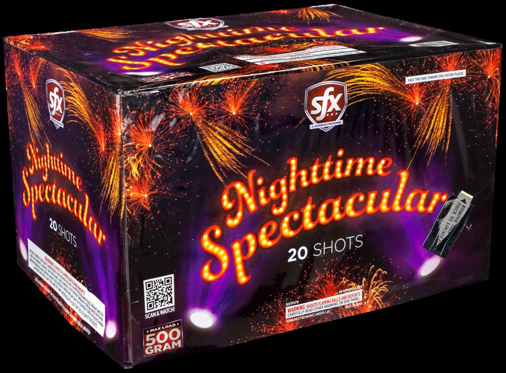 SFX Nighttime Spectacular