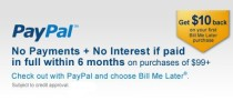 PayPal Promo