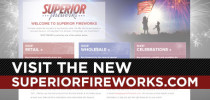 Visit the New SuperiorFireworks.com