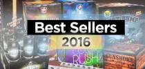 Best Sellers 2016