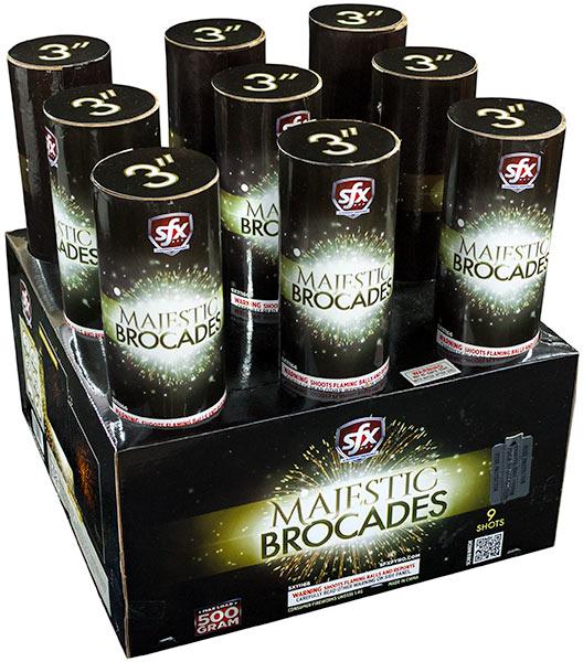 Majestic Brocades