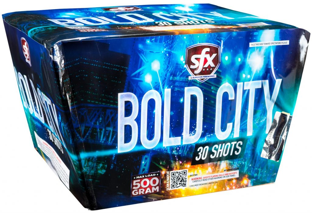 Bold City by SFX Fireworks