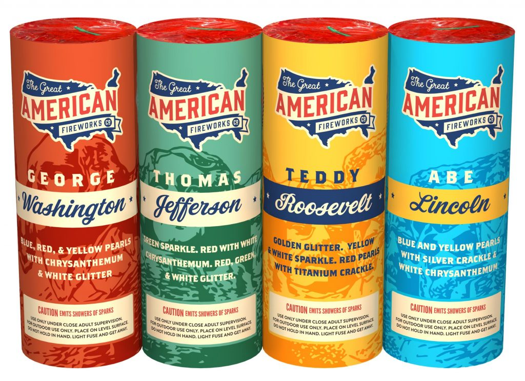 Great American Value Pack Fountains
