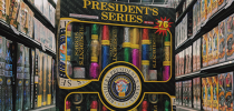 President's Series Artillery Facebook Giveaway