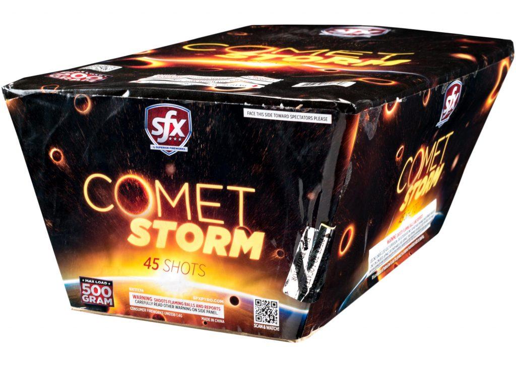 SFX Comet Storm