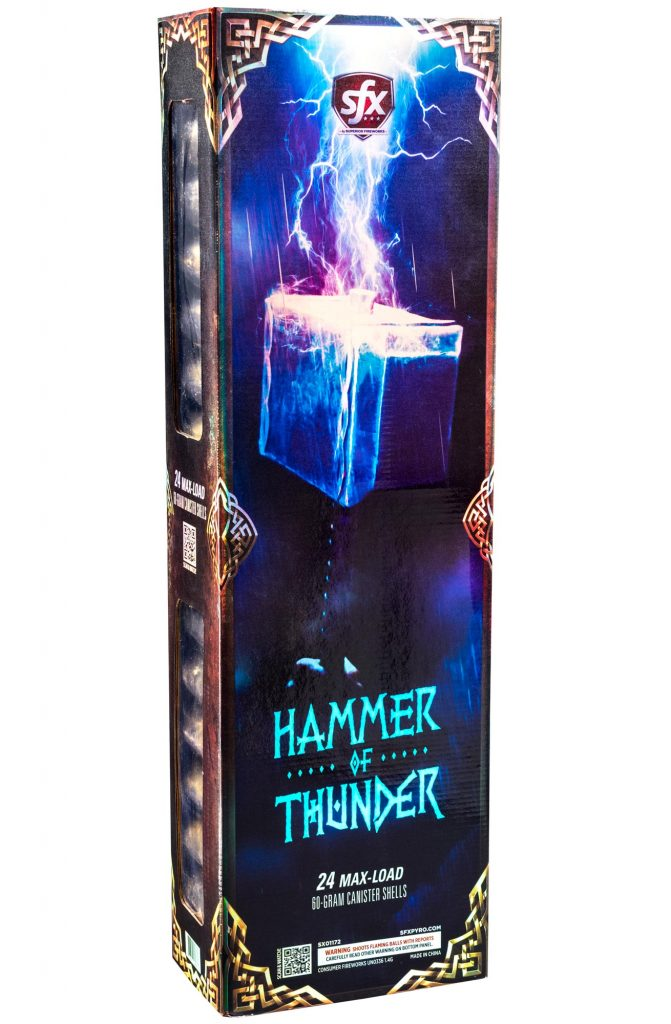 SFX Hammer of Thunder