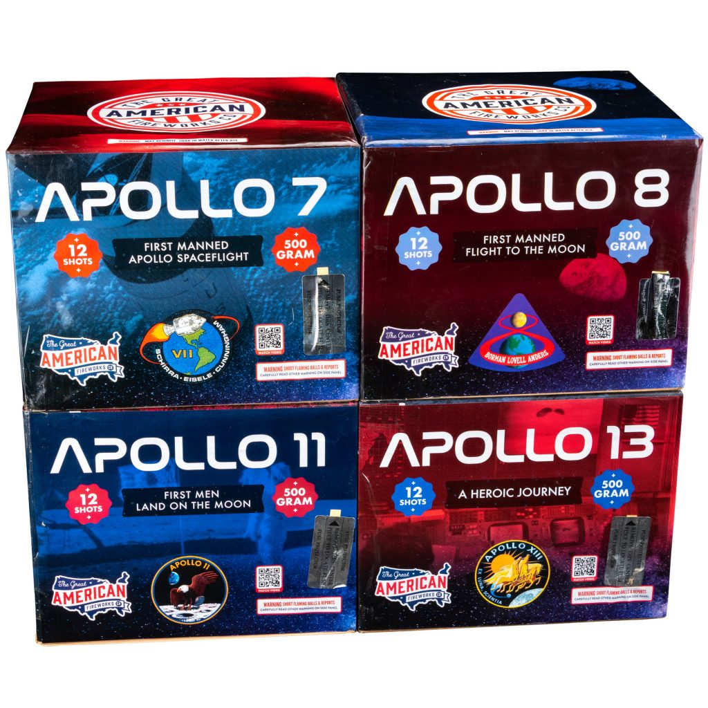 Apollo | The Great American Fireworks Co.