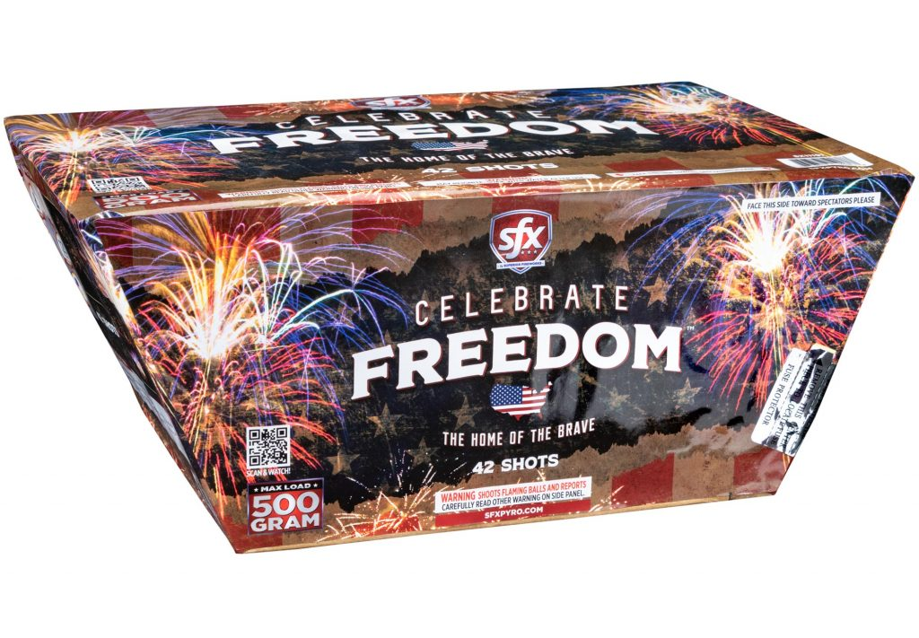 Celebrate Freedom | SFX Fireworks