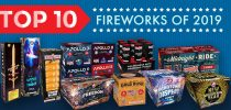 Top 10 Fireworks of 2019