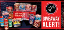 4th of July Giveaway: Backyard Show to Go