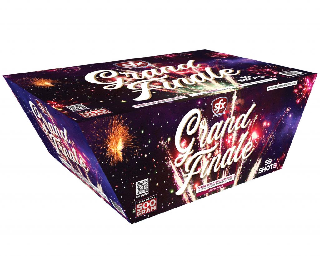 Grand Finale | SFX Fireworks
