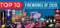 Top 10 Fireworks of 2020