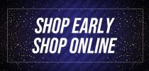 Shop Early, Shop Online This New Year's