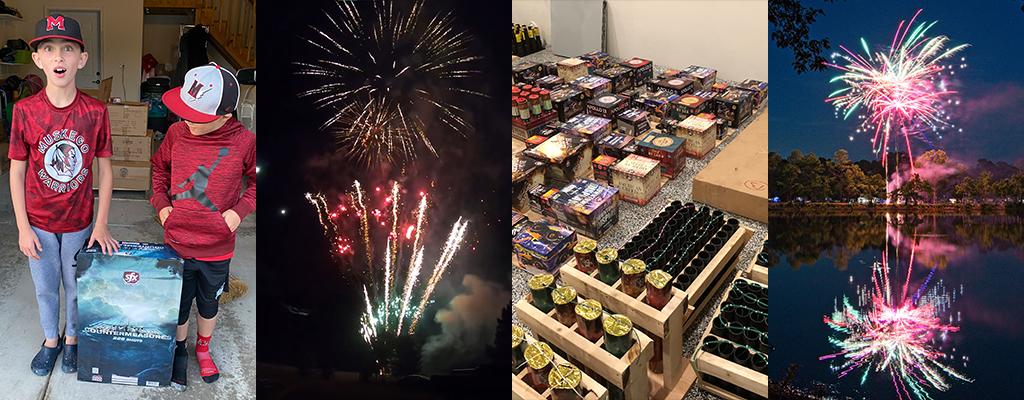 Superior Fireworks Photo/Video Contest